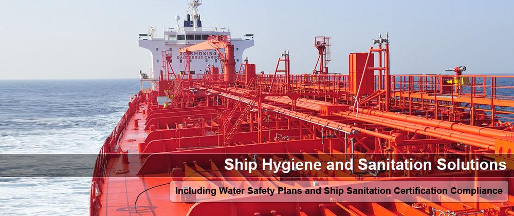 Ship Hygiene Certificate