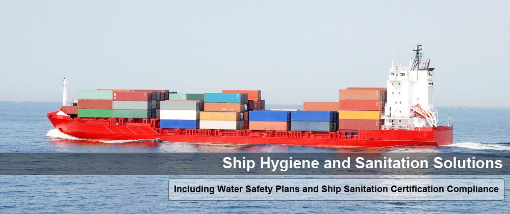 Ship Hygiene Solutions