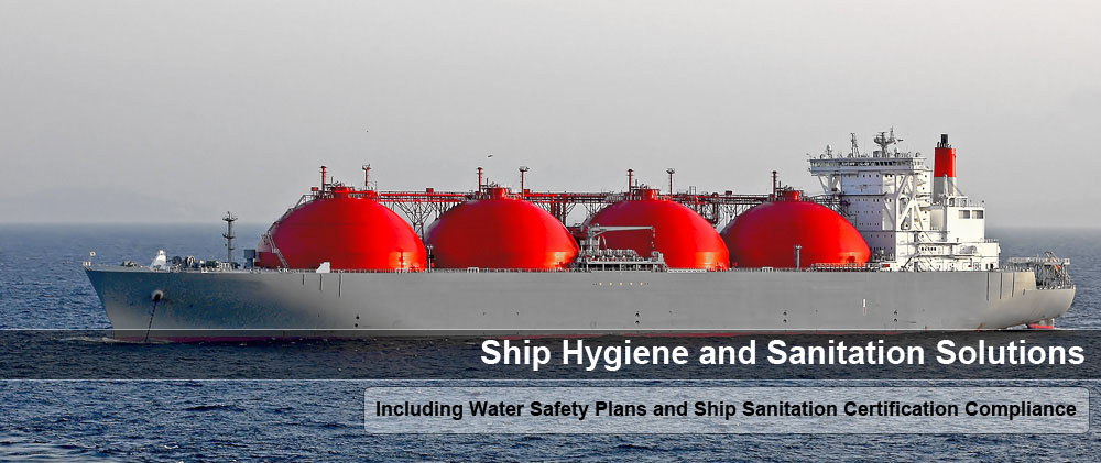 Ship Sanitation Certificate