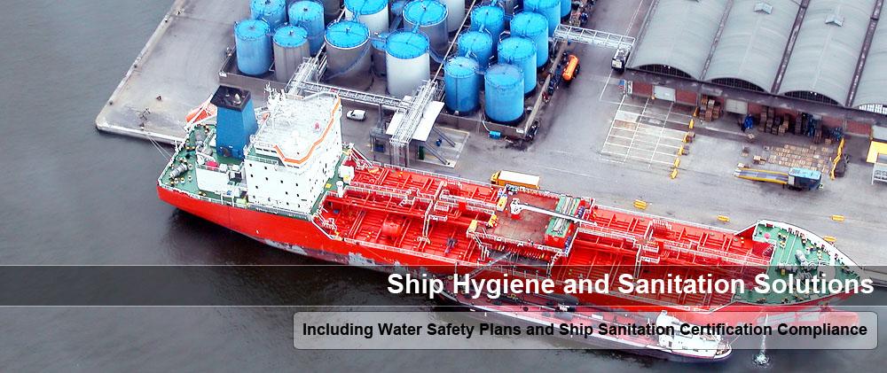 Ship Sanitation Solutions